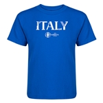 Italy Euro 2016 Core Kid's T-Shirt (Royal)