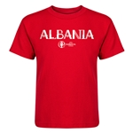 Albania Euro 2016 Core Kid's T-Shirt (Red)