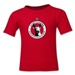 Xolos de Tijuana Kids T-Shirt (Red)