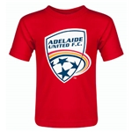 Adelaide United Toddler T-Shirt (Red)