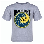 Central Coast Mariners Toddler T-Shirt (Gray)