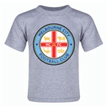 Melbourne City Toddler T-Shirt (Gray)