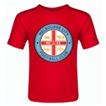 Melbourne City Toddler T-Shirt (Red)