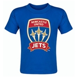 Newcastle Jets Toddler T-Shirt (Royal)
