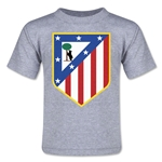 Atletico Madrid Core Toddler T-Shirt (Gray)
