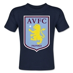 Aston Villa Toddler T-Shirt (Navy)