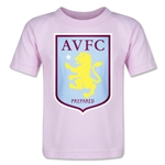 Aston Villa Toddler T-Shirt (Pink)