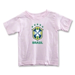 Brazil Toddler T-Shirt (Pink)