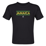 Jamaica Copa America 2016 Country Toddler T-Shirt (Navy)
