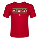 Mexico Copa America 2016 Country Toddler T-Shirt (Navy)