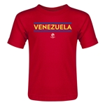 Venezuela Copa America 2016 Country Toddler T-Shirt (Navy)