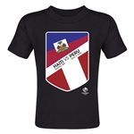 Haiti vs Peru Copa America 2016 Matchup Toddler T-Shirt (Black)