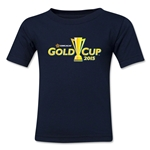 CONCACAF Gold Cup 2015 Toddler T-Shirt (Navy)