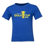 CONCACAF Gold Cup 2015 Toddler T-Shirt (Royal)