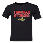 Trinidad & Tobago CONCACAF Gold Cup 2015 Big Logo Toddler T-Shirt (Black)