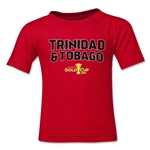 Trinidad & Tobago CONCACAF Gold Cup 2015 Big Logo Toddler T-Shirt (Red)