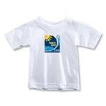 FIFA Beach World Cup 2013 Toddler Emblem T-Shirt (White)