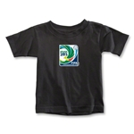 FIFA Confederations Cup 2013 Toddler Emblem T-Shirt (Black)