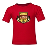 Ft. Lauderdale Strikers Toddler T-Shirt (Red)