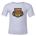 Ft. Lauderdale Strikers Toddler T-Shirt (White)