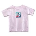 FIFA U-20 World Cup Turkey 2013 Toddler Emblem T-Shirt (Pink)