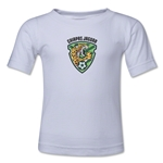 Jaguares de Chiapas Toddler T-Shirt (White)