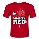 Liverpool Mascot Toddler T-Shirt (Red)
