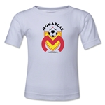 Morelia Monarcas Toddler T-Shirt (White)