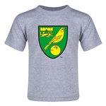 Norwich City Core Toddler T-Shirt (Gray)