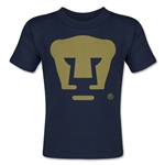 Pumas UNAM Core Toddler T-Shirt (Navy)