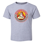 FC Santa Claus Core Toddler T-Shirt (Grey)