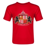 Sunderland Core Toddler T-Shirt (Red)
