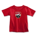 Trinidad and Tobago Toddler T-Shirt (Red)