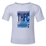 Tottenham THFC Toddler T-Shirts (White)