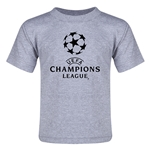 UEFA Champions League Toddler T-Shirt (Gray)