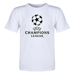 UEFA Champions League Toddler T-Shirt (White)