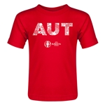 Austria Euro 2016 Elements Toddler T-Shirt (Red)
