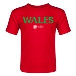 Wales Euro 2016 Core Toddler T-Shirt (Red)
