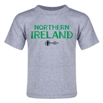 Northern Ireland Euro 2016 Core Toddler T-Shirt (Grey)