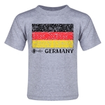 Germany Euro 2016 Fashion Toddler T-Shirt (Grey)