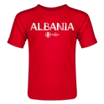 Albania Euro 2016 Core Toddler T-Shirt (Red)