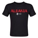 Albania Euro 2016 Core Toddler T-Shirt (Black)