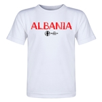 Albania Euro 2016 Core Toddler T-Shirt (White)