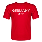 Germany Euro 2016 Core Toddler T-Shirt (Red)