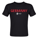 Germany Euro 2016 Core Toddler T-Shirt (Black)
