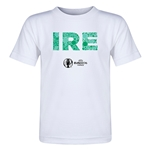 Ireland Euro 2016 Elements Toddler T-Shirt (White)