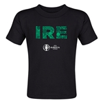 Ireland Euro 2016 Elements Toddler T-Shirt (Black)