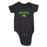 Jamaica CONCACAF Gold Cup 2015 Infant Big Logo Onesie (Black)