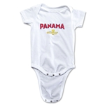Panama CONCACAF Gold Cup 2015 Infant Big Logo Onesie (White)