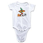 1986 FIFA World Cup Pique Mascot Onesie (White)
